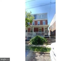 Single Family for sale in 1309 GENESEE STREET, Trenton, NJ, 08610