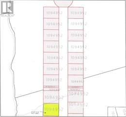 Land for sale in LOT 62 ESSEX Crescent, Charlottetown, Prince Edward Island