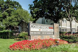 Apartment for rent in Courtyards of Roses, Irving, TX, 75062