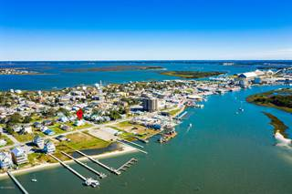 Land for sale in 206 10th Street, Morehead City, NC, 28557
