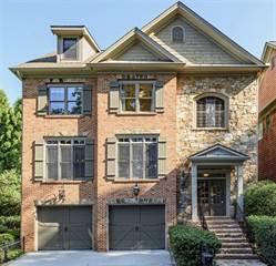 Single Family for sale in 1140 Chantilly Commons Drive NE, Atlanta, GA, 30324