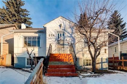 Single Family for sale in 524 4 AV NE, Calgary, Alberta