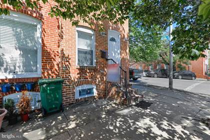 Residential Property for sale in 2442 FOSTER AVENUE, Baltimore City, MD, 21224