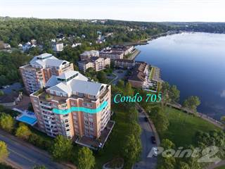 Apartment for sale in 99 waterfront Drive, Bedford, Nova Scotia, B4A 4K4
