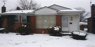 Single Family for sale in 12655 BRAMELL Street, Detroit, MI, 48223