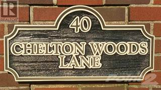 Condo for sale in 40 Chelton Woods Lane, Halifax, Nova Scotia