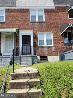 Residential for sale in 324 N GRANTLEY ST, Baltimore City, MD, 21229