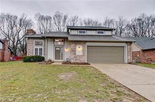 Single Family for sale in 8634 Gallant Fox Drive, Indianapolis, IN, 46217