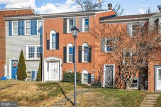 Townhouse for sale in 127 MEADOWLARK AVENUE, Mount Airy, MD, 21771