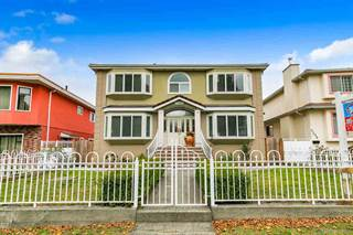 Single Family for sale in 7347 JASPER CRESCENT, Vancouver, British Columbia, V5P3S3