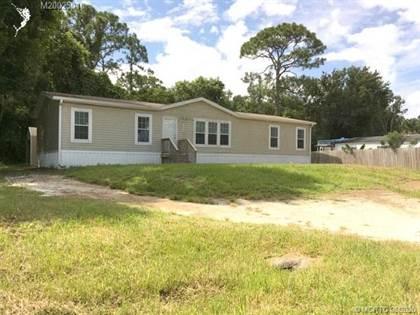 Residential for sale in 1258 SW Buckskin Trail, Stuart, FL, 34997