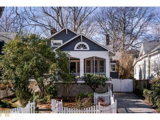 Single Family for sale in 245 E Lake Dr, Decatur, GA, 30030