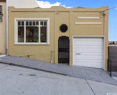 Residential Property for sale in 517 Nevada Street, San Francisco, CA, 94110