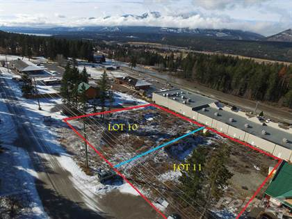 Commercial for sale in Lot 11 Hot Springs Road, Fairmont Hot Springs, British Columbia, V0B 1L0