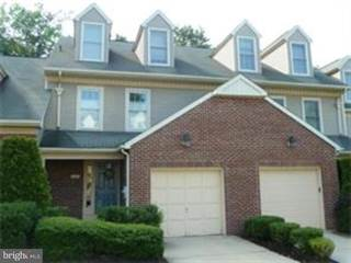 Townhouse for rent in 101 BERKSHIRE WAY, Marlton, NJ, 08053