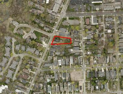 Lots And Land for sale in 583 SOUTHFIELD Lot 1 Road, Birmingham, MI, 48009
