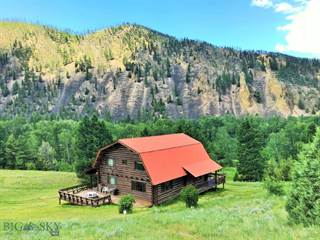 Single Family for sale in 1622 Upper Rock Creek Road, Philipsburg, MT, 59858