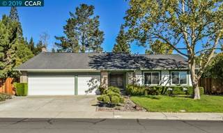 Single Family for rent in 2607 Bridle Ln, Walnut Creek, CA, 94596