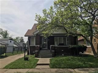 Single Family for sale in 12773 Birwood, Detroit, MI, 48238