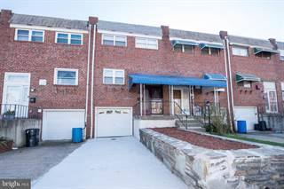 Townhouse for sale in 1118 W MASTER STREET, Philadelphia, PA, 19122