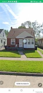 Residential Property for sale in 12088 ARCHDALE Street, Detroit, MI, 48227