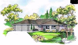 Single Family for sale in 50 Miley Ct., Moyie Springs, ID, 83845