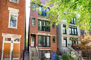 Condo for sale in 2143 West Crystal Street 3, Chicago, IL, 60622