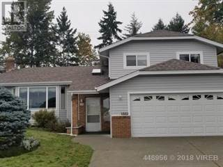 Single Family for sale in 554 WASHINGTON CRES, Courtenay, British Columbia