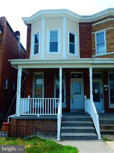 Residential Property for sale in 3733 WILKENS AVENUE, Baltimore City, MD, 21229