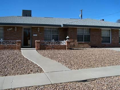 Residential Property for sale in 615 De Leon Drive, El Paso, TX, 79912