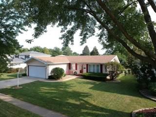 Single Family for sale in 45 Hilltop Drive, Bourbonnais, IL, 60914