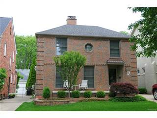 Single Family for sale in 258 MERRIWEATHER Road, Grosse Pointe Farms, MI, 48236