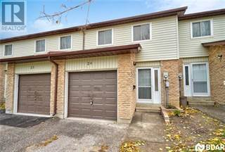 Condo for sale in 24 -ROSE Street, Barrie, Ontario