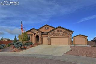 Residential Property for sale in 10892 White Sands Court, Black Forest - Peyton CCD, CO, 80831