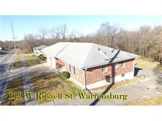 Multi-Family for sale in 119 W Russell Street, Warrensburg, MO, 64093