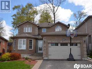 Single Family for rent in 67 MASTERS Drive, Barrie, Ontario, L4M6W9
