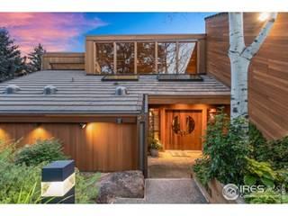 Single Family for sale in 3746 Wonderland Hill Ave, Boulder, CO, 80304