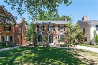 Single Family for sale in 264 KENWOOD Court, Grosse Pointe Farms, MI, 48236