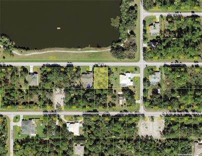 Lots And Land for sale in 18173 BLY AVENUE, Port Charlotte, FL, 33948