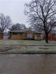 Single Family for rent in 3153 MERRILL Avenue, Royal Oak, MI, 48073