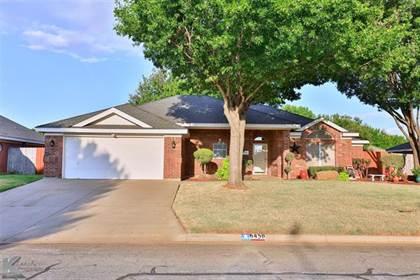 Residential Property for sale in 6450 Todd Run, Abilene, TX, 79606