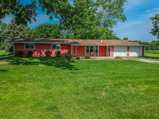 Single Family for sale in 19582 Clarksville Road, Greater Gridley, IL, 61753