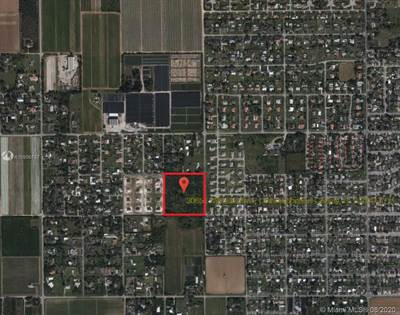 Commercial for sale in 30651 SW 193rd Ave, Homestead, FL, 33030