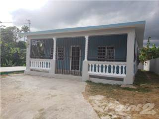 Residential Property for sale in Barrio Morovis Sur, Sector Padre Rosendo, Morovis, PR, 00687