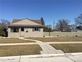 Single Family for sale in 4613 KINGSTON Street, Dearborn Heights, MI, 48125