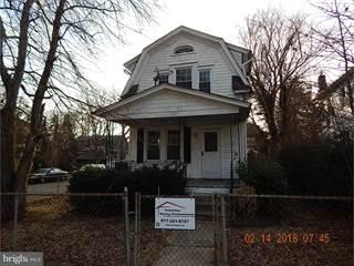 Single Family for sale in 342 CONCORD AVENUE, Ewing, NJ, 08618