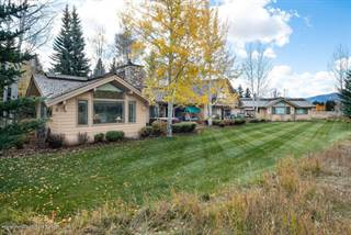 Single Family for sale in 2400 HOMESTEAD CIRCLE, Wilson, WY, 83014