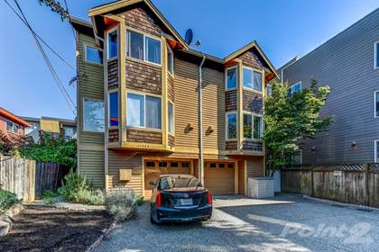 Townhouse for sale in 4426 Francis Ave N #A , Seattle, WA, 98103