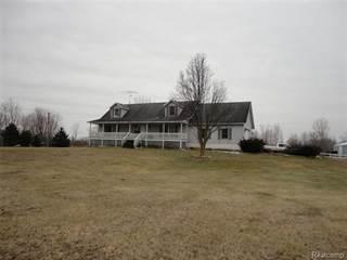 Single Family for sale in 8425 COLF Road, Carleton, MI, 48117