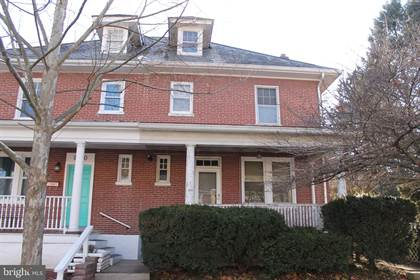Residential Property for sale in 822 5TH STREET, Lancaster, PA, 17603